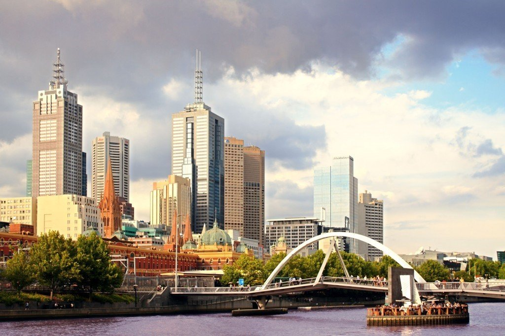 Melbourne là thành phố dẫn đầu thế giới về độ an toàn, mức sống và ổn định xã hội