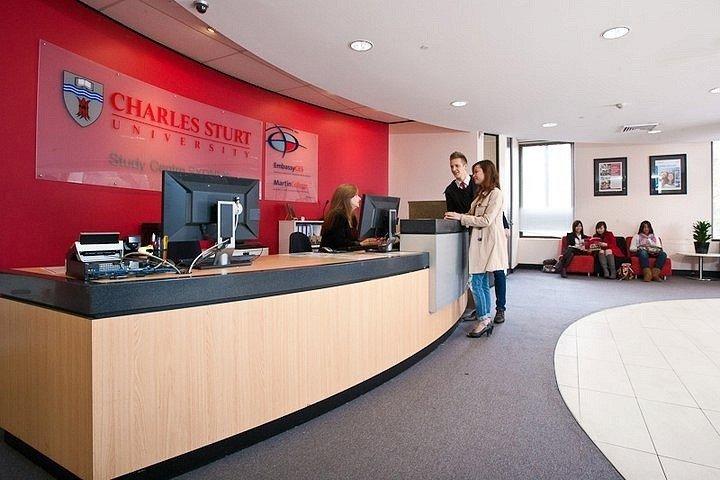 Trường Đại học Charles Sturt – 1 trong những đối tác của Study Group tại Úc