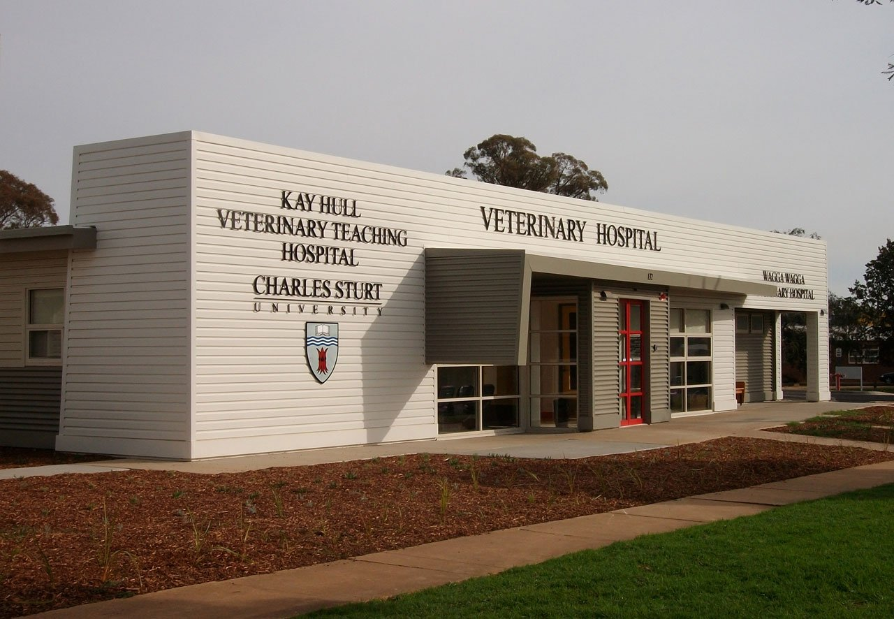 CSU_South_Wagga_Campus_-_Kay_Hull_Veterinary_Teaching_Hospital_1