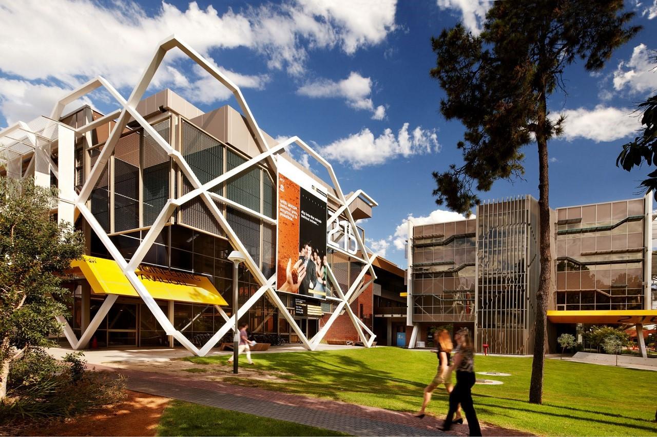 Tòa nhà kỹ thuật của Đại học Curtin, Úc