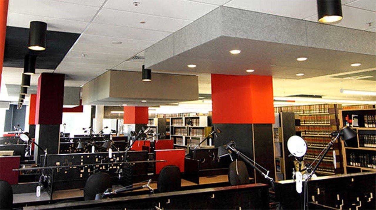Thư viện hình ảnh đại học Deakin - Cơ sở vật chất