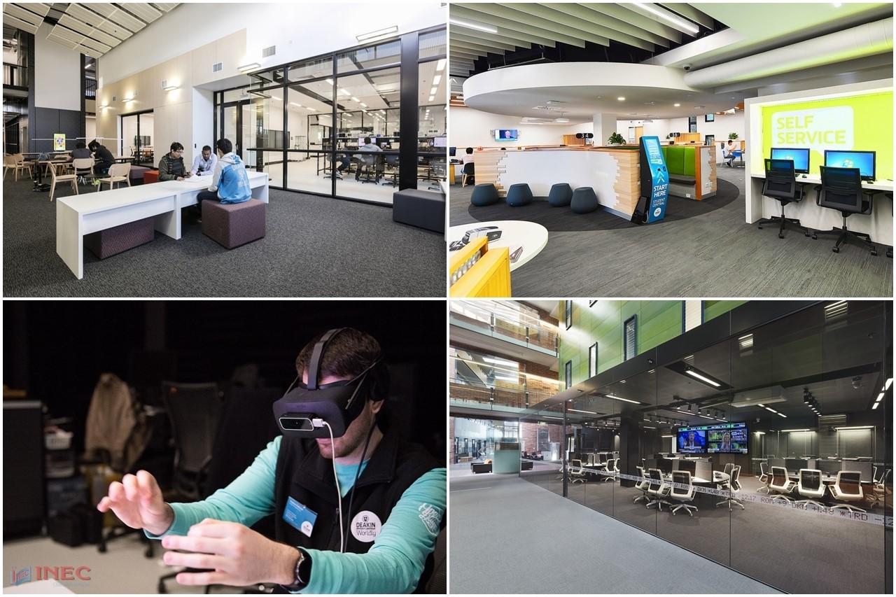Du học Úc ngành công nghệ thông tin tại Đại học Deakin