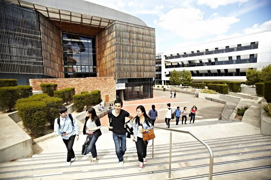 Du học Úc tại Đại học Deakin 2