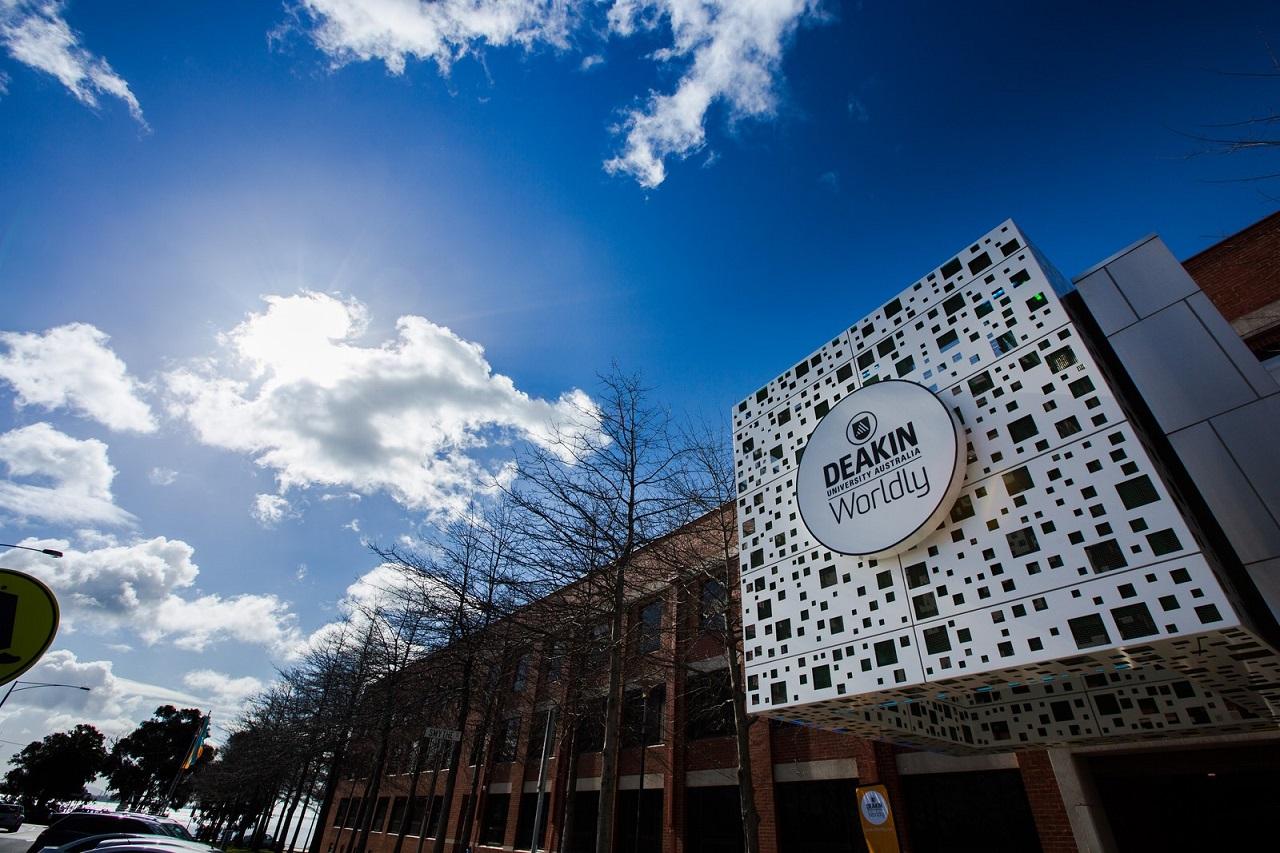 Deakin là một trong những trường đại học tốt nhất nước Úc