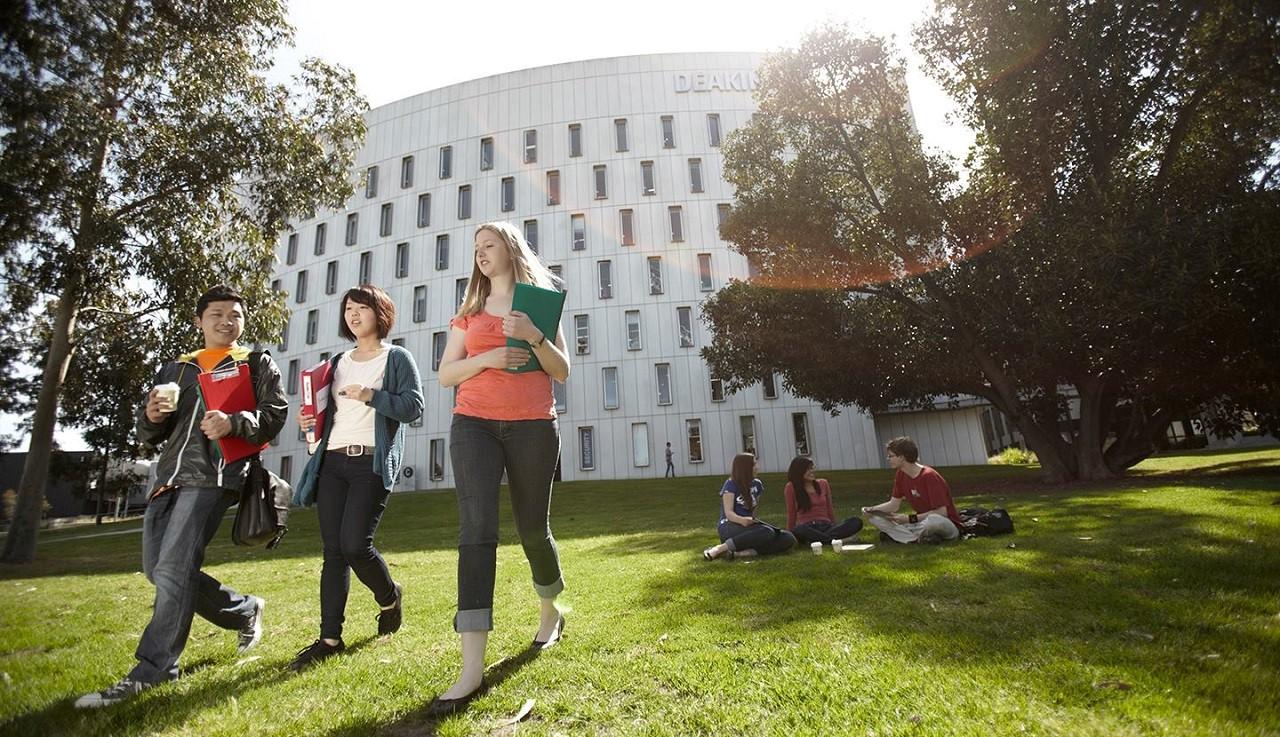 Du học Úc ngành giáo dục tại Đại học Deakin 1