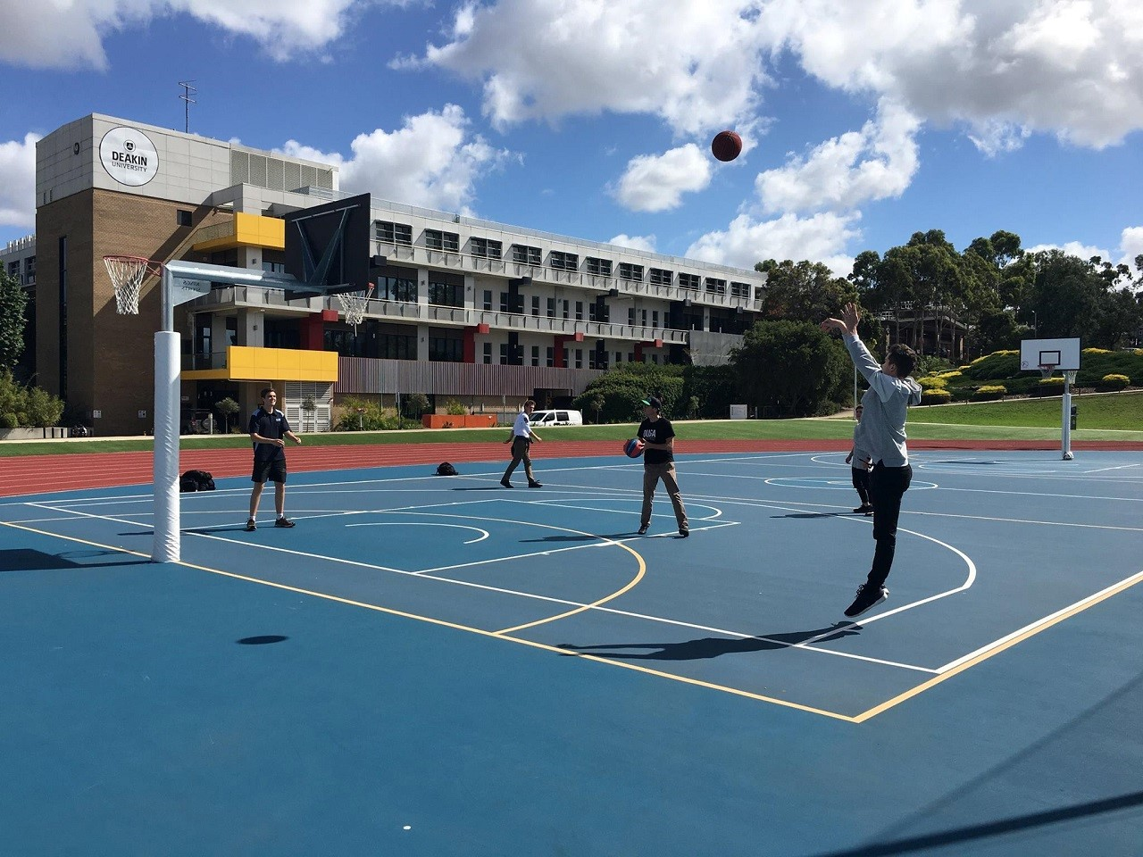 Du học Úc ngành khoa học thể thao tại Đại học Deakin