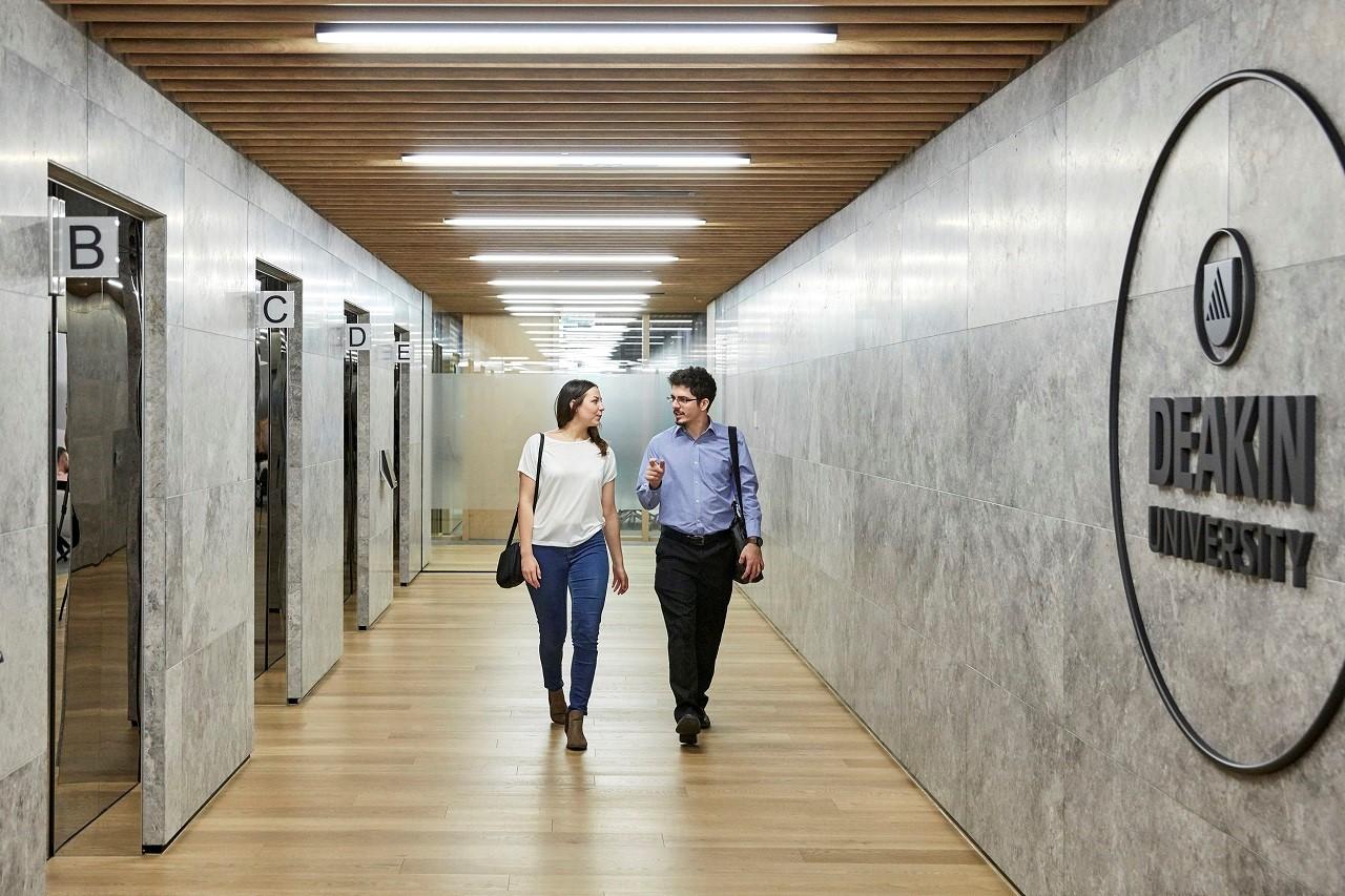 Đại học Deakin - Một trong những trường đào tạo kỹ sư lớn nhất tại Úc