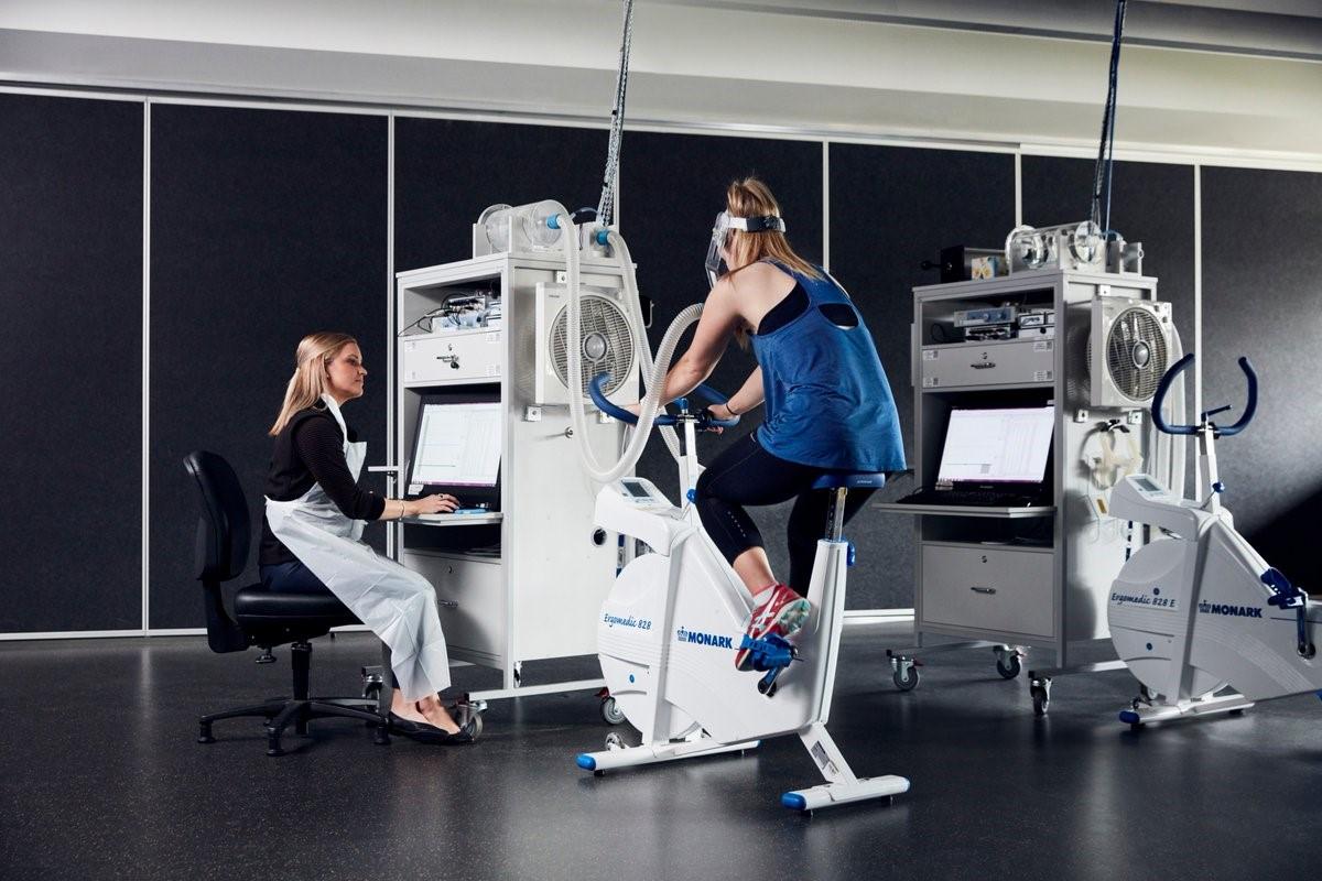 Một phòng thí nghiệm thể thao, sức khỏe tại Deakin