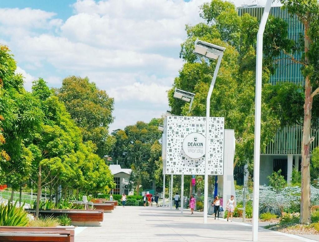 Chương trình truyền thông Đại học Deakin thuộc top 150 thế giới