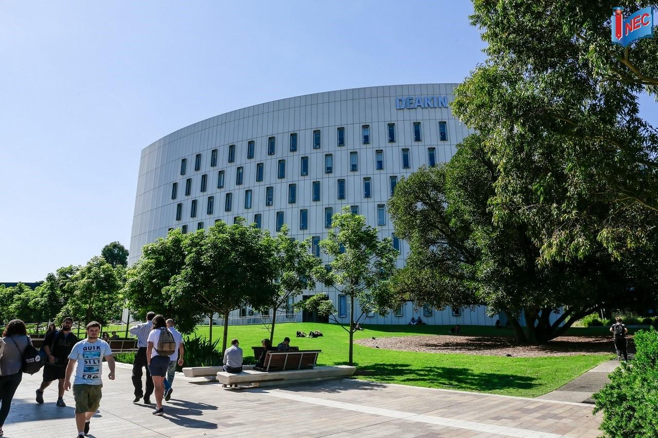 Học bổng du học Úc ngành công nghệ sinh học (biotechnology) tại Đại học Deakin