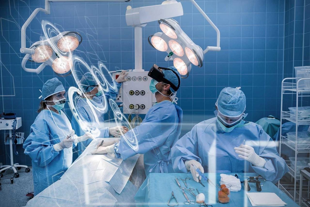 Thực tế ảo giúp mở ra kỷ nguyên mới cho lĩnh vực chăm sóc sức khỏe