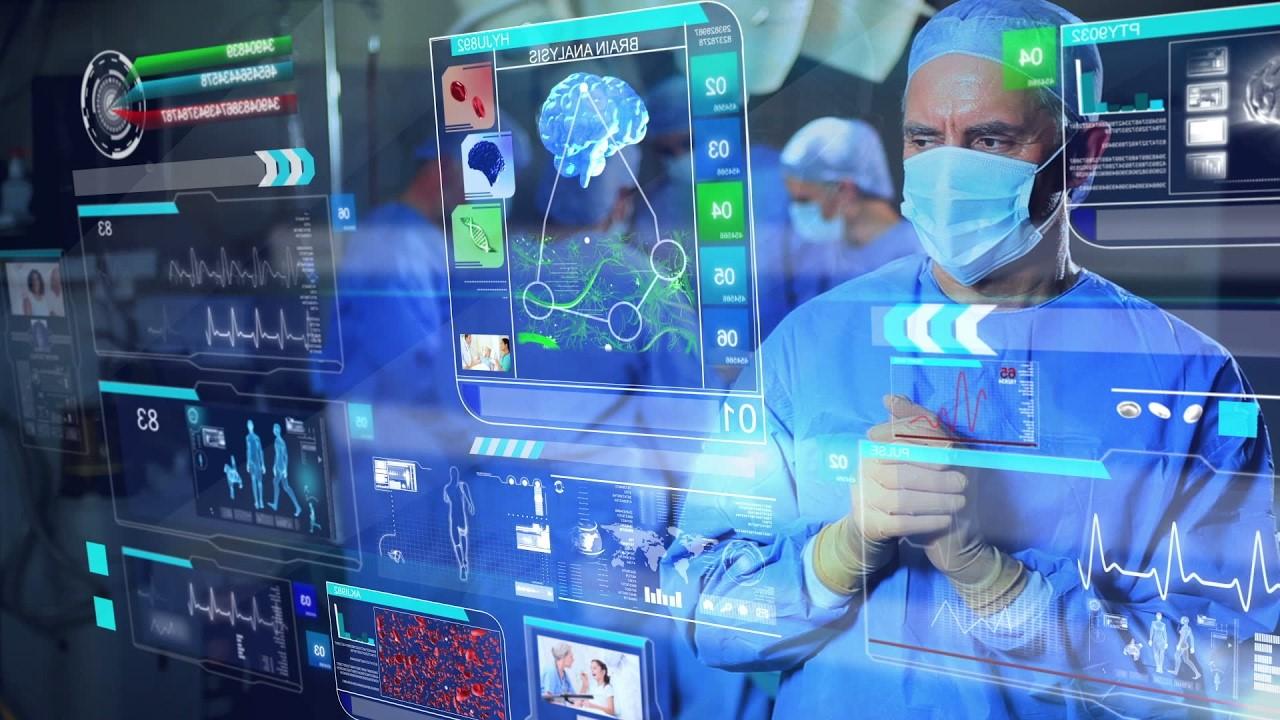 Trí tuệ nhân tạo AI đang góp phần định hình lại ngành y tế trên toàn thế giới