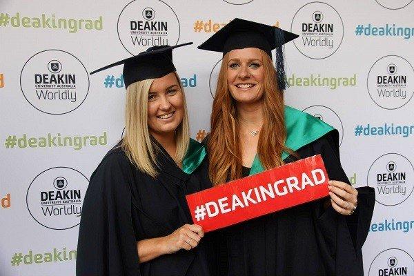Chất lượng sinh viên vượt trội tại Deakin