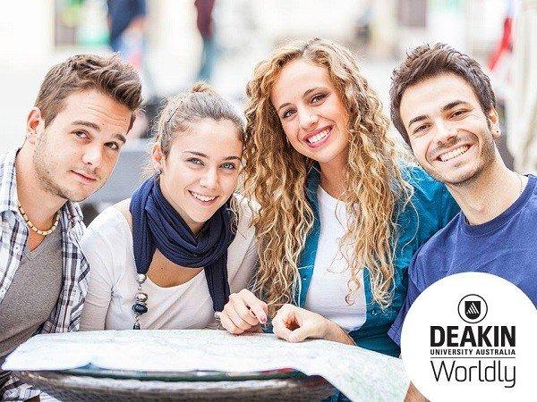 Học bổng du học Úc trị giá 25 – 100% học phí từ Deakin