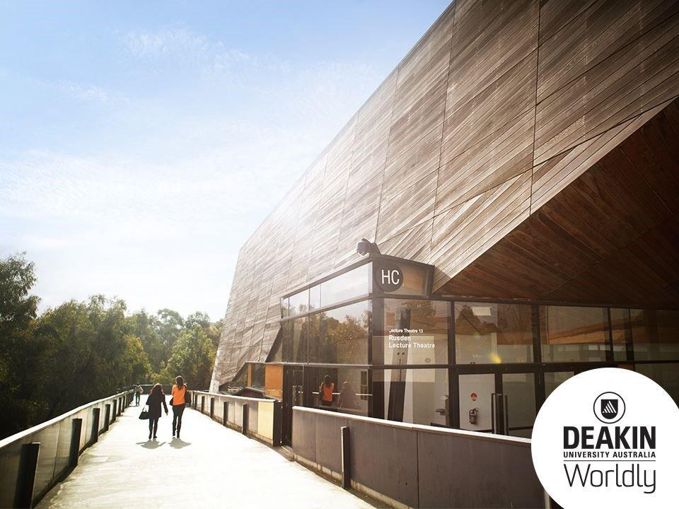 Du học Úc ngành Hệ thống thông tin tại Đại học Deakin 3