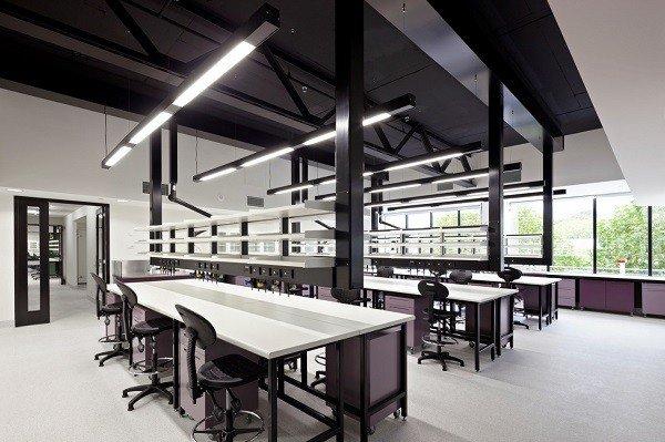 Phòng thí nghiệm hiện đại