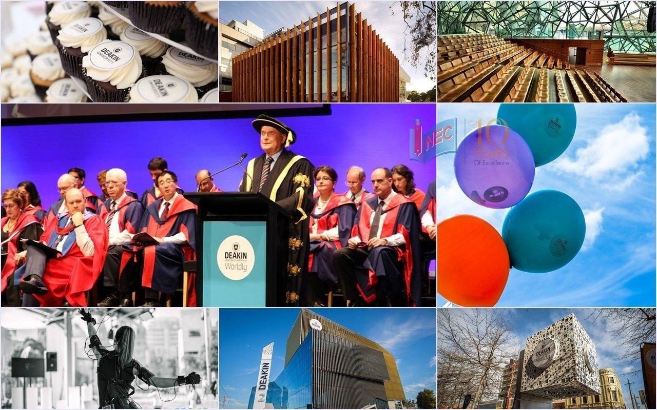 Du học Úc tại Đại học Deakin top 2% thế giới 4
