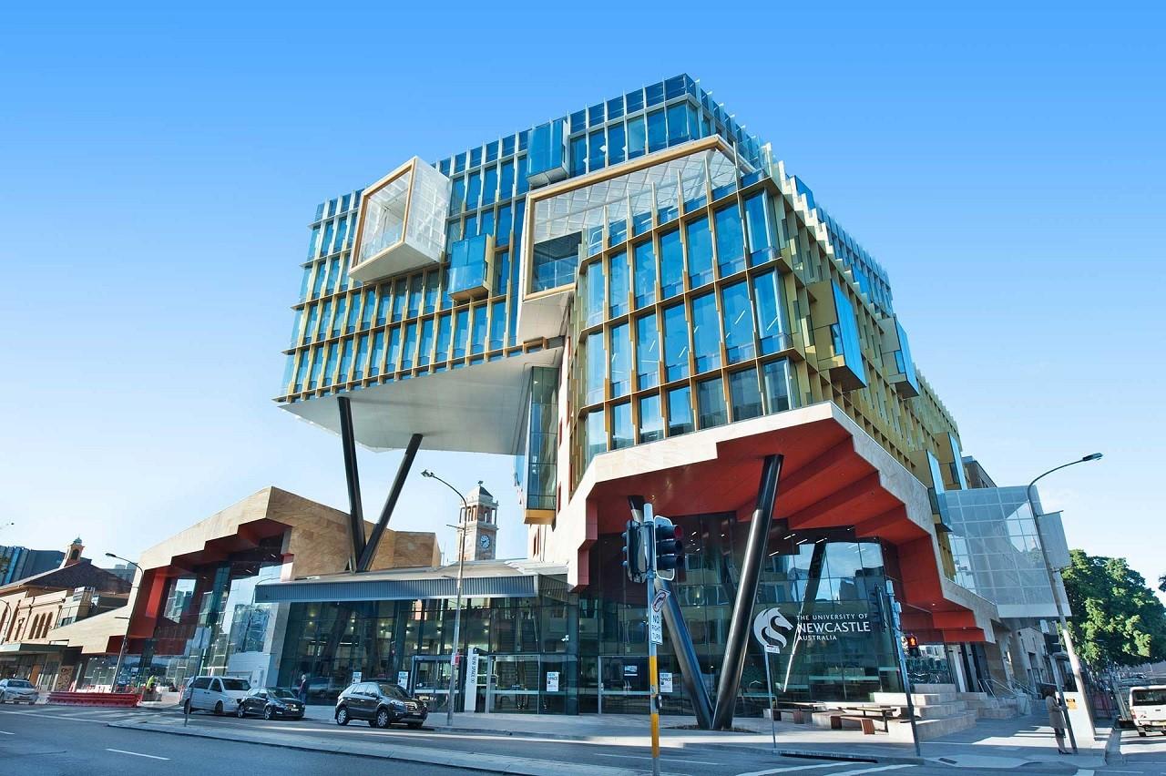 Học bổng du học Úc từ Đại học Newcastle 1