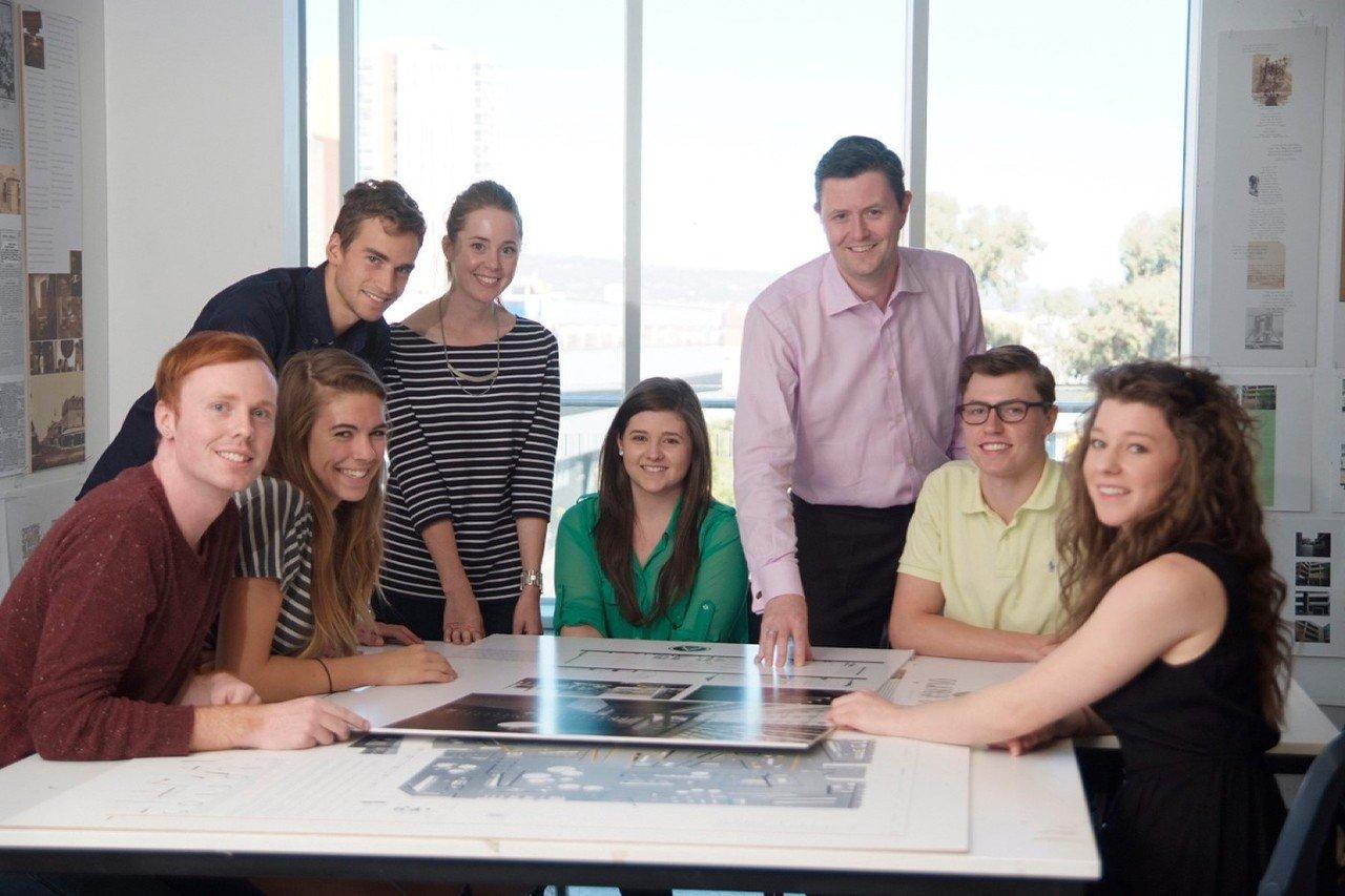 Hội thảo SAIBT - chiếc vé đến với ĐH Nam Úc