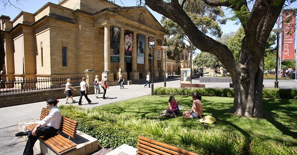 Học viện Thương mại và Công nghệ South Australia – SAIBT 2016