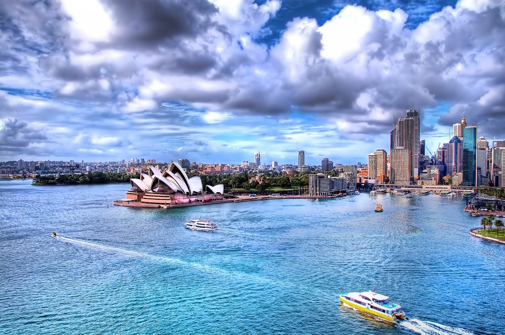 Úc là điểm đến học tập và sinh sống lý tưởng nhất thế giới