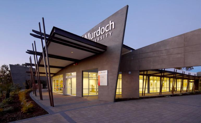 Khu học xá trường Đại học Murdoch