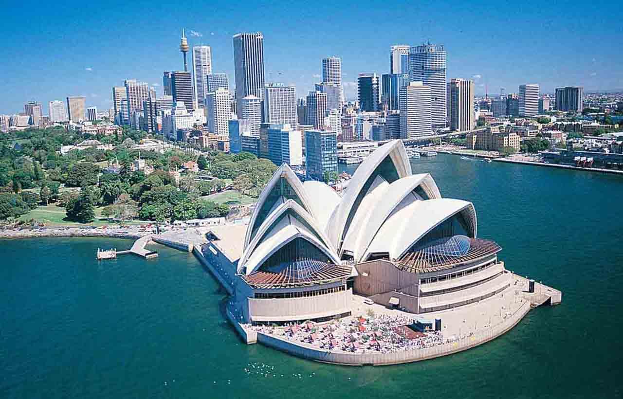 Phong cảnh Úc
