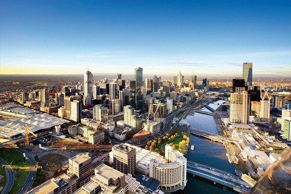 Melbourne – một trong những thành phố hấp dẫn của Úc