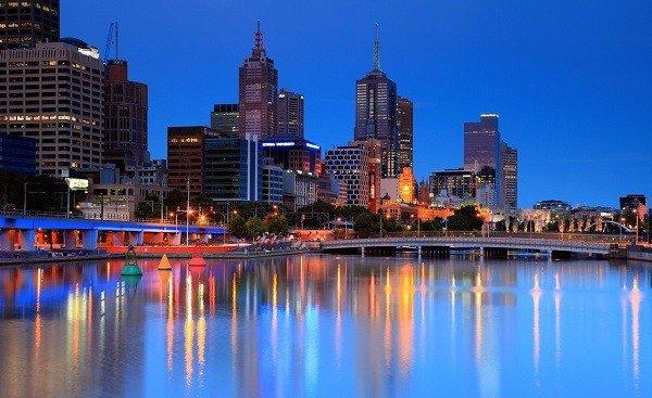 Thành phố sinh viên quốc tế số 1 tại Úc