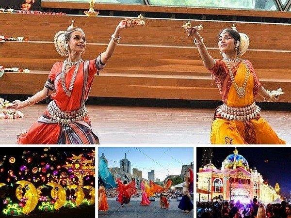 Thành phố đa văn hóa miền Đông Nam nước Úc