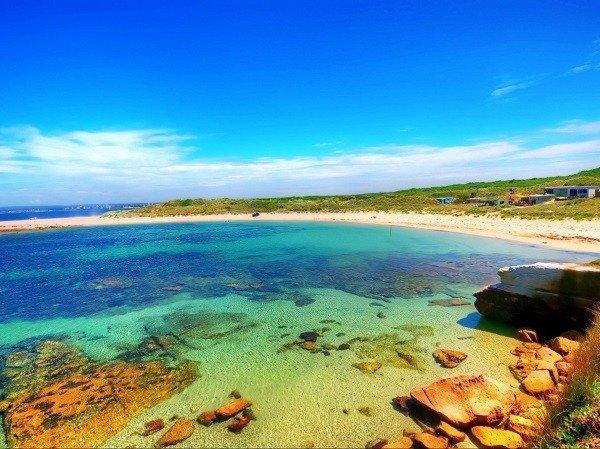 Bãi biển tuyệt đẹp tại Melbourne