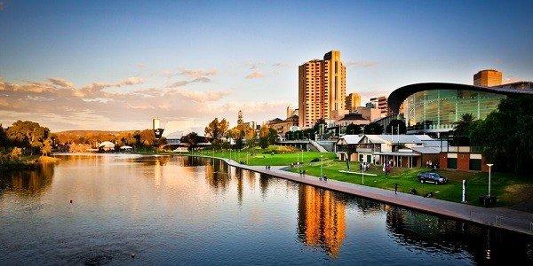 Thành phố Adelaide