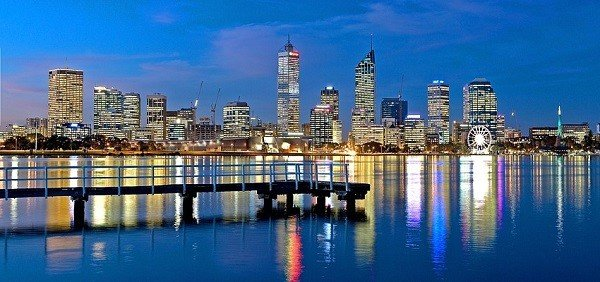 Thành phố Perth xinh đẹp
