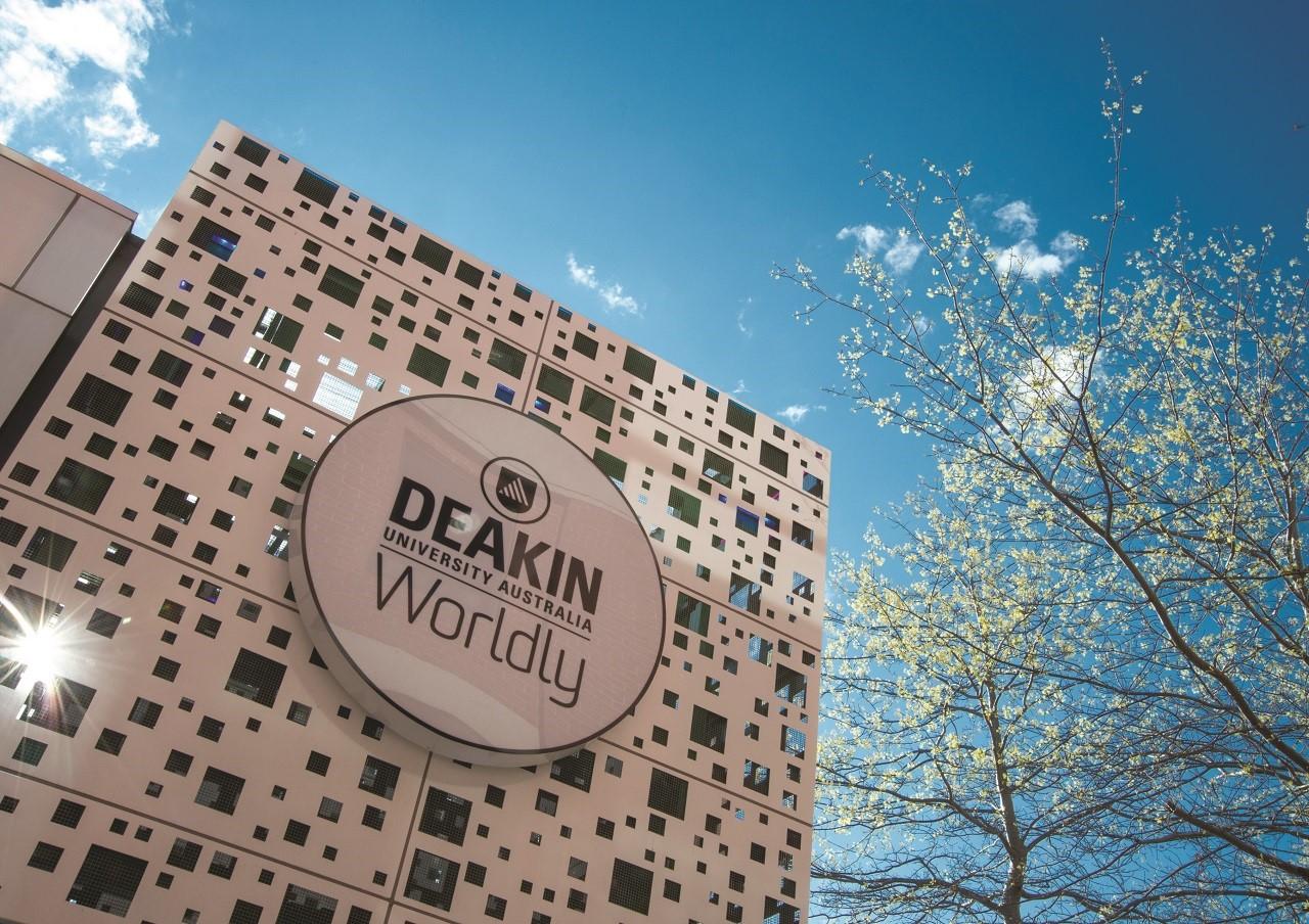 Học bổng du học Úc ngành công nghệ thông tin trị giá đến 100% học phí từ Đại học Deakin