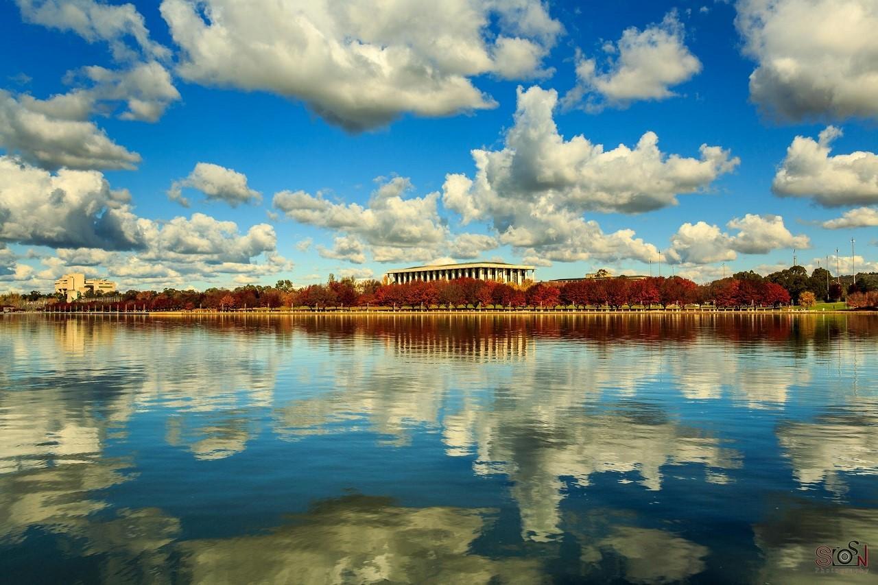 Canberra được bình chọn là thành phố tốt nhất để sinh sống, học tập và du lịch