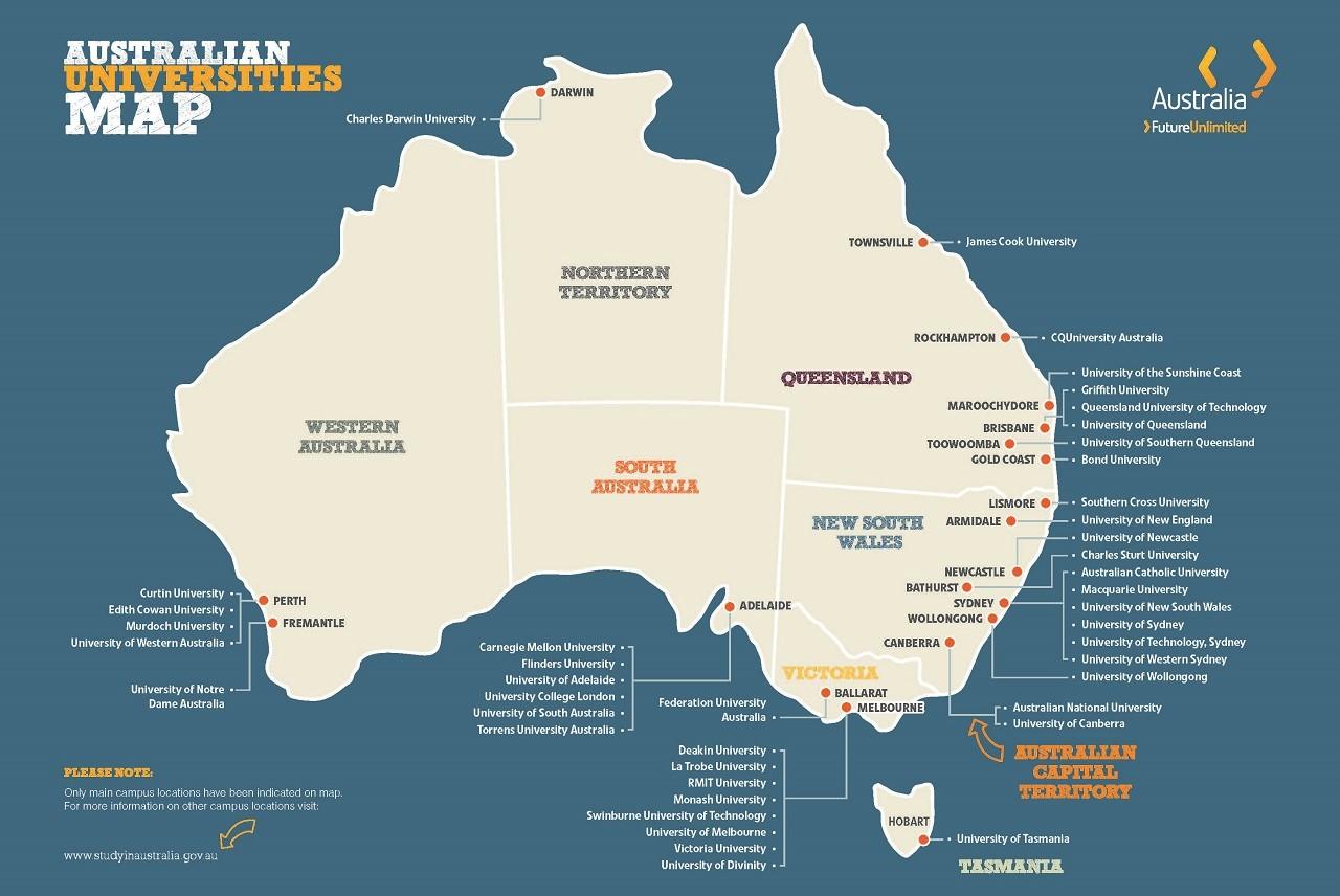 Tại sao du học Úc?