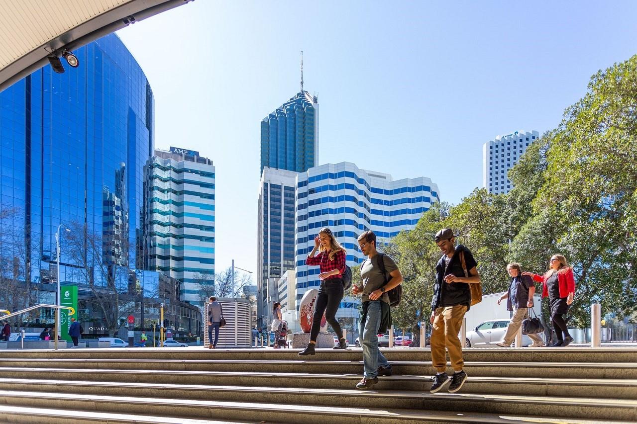 Du học sinh Úc có rất nhiều cơ hội phát triển bản thân trong môi trường giáo dục tiên tiến