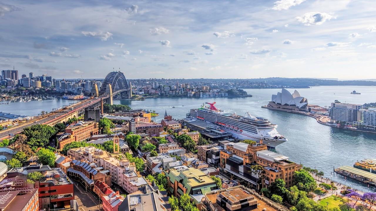 Tại sao nên du học Úc?