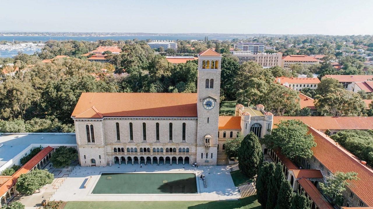 Du học Úc ngành kiến trúc tại Đại học Tây Úc