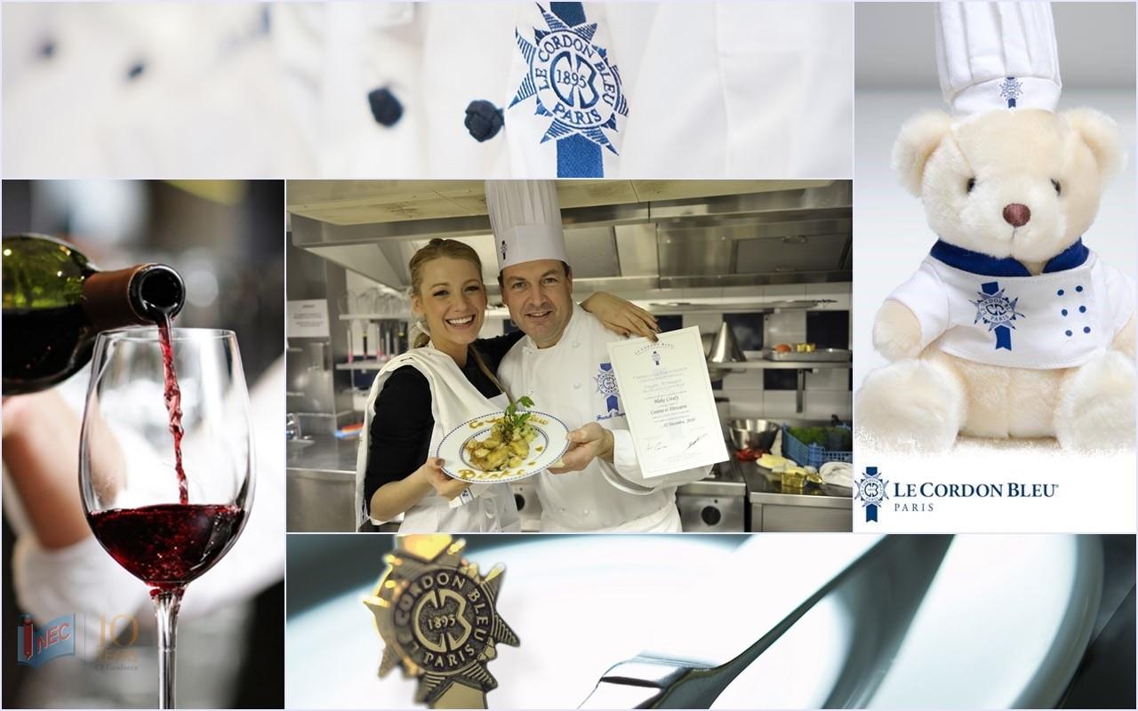 Học viện Le Cordon Bleu danh tiếng