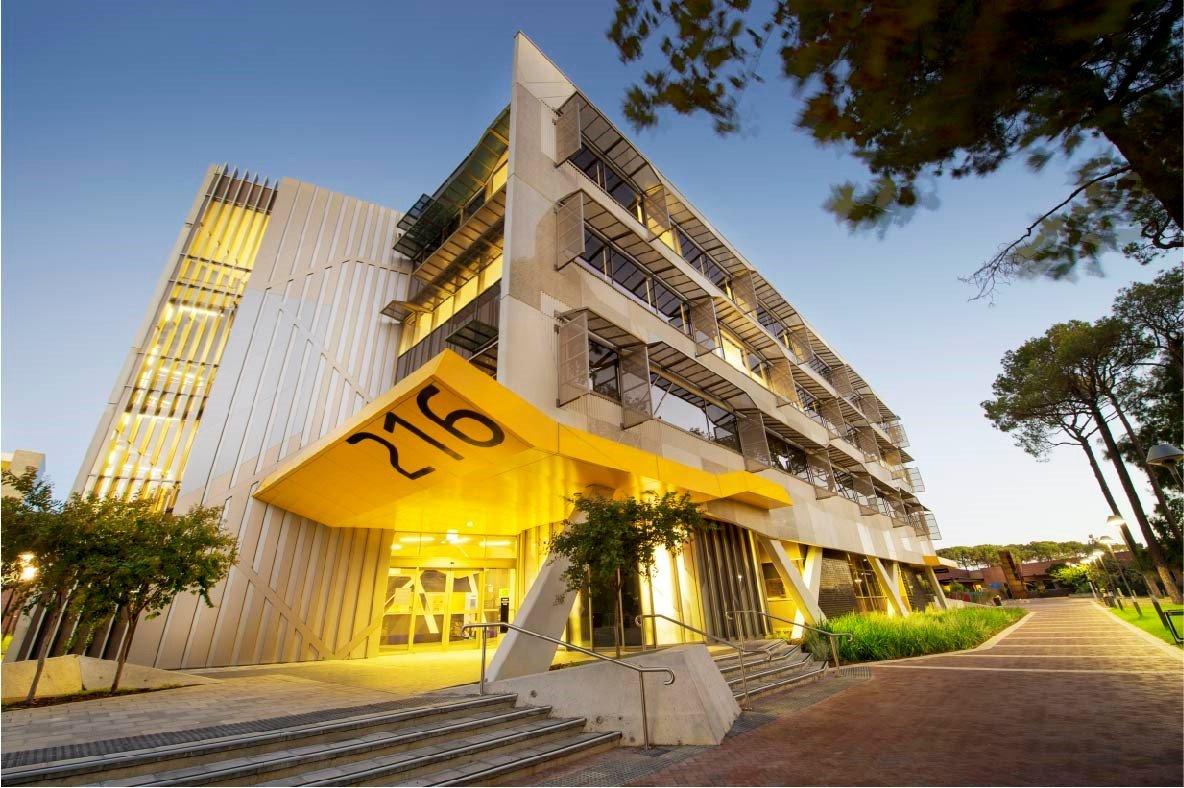 Các trường đại học ở Perth Úc - Đại học Curtin