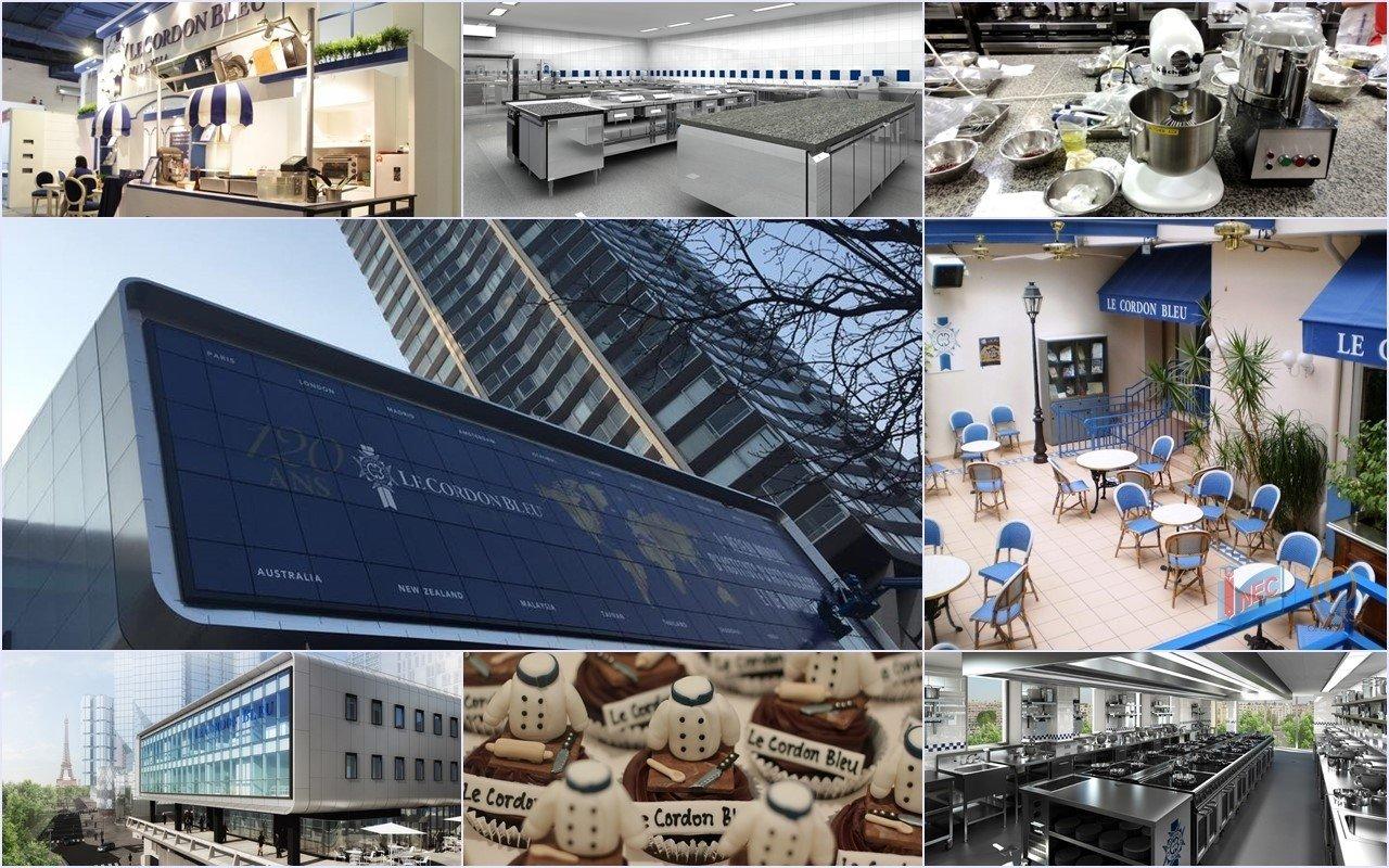 Các trường đại học ở Perth Úc - Học viện Le Cordon Bleu