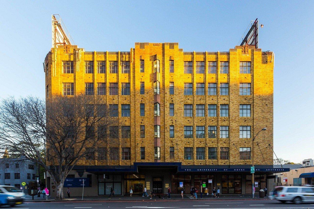 Các trường đại học ở Perth Úc - Đại học Notre Dame Australia