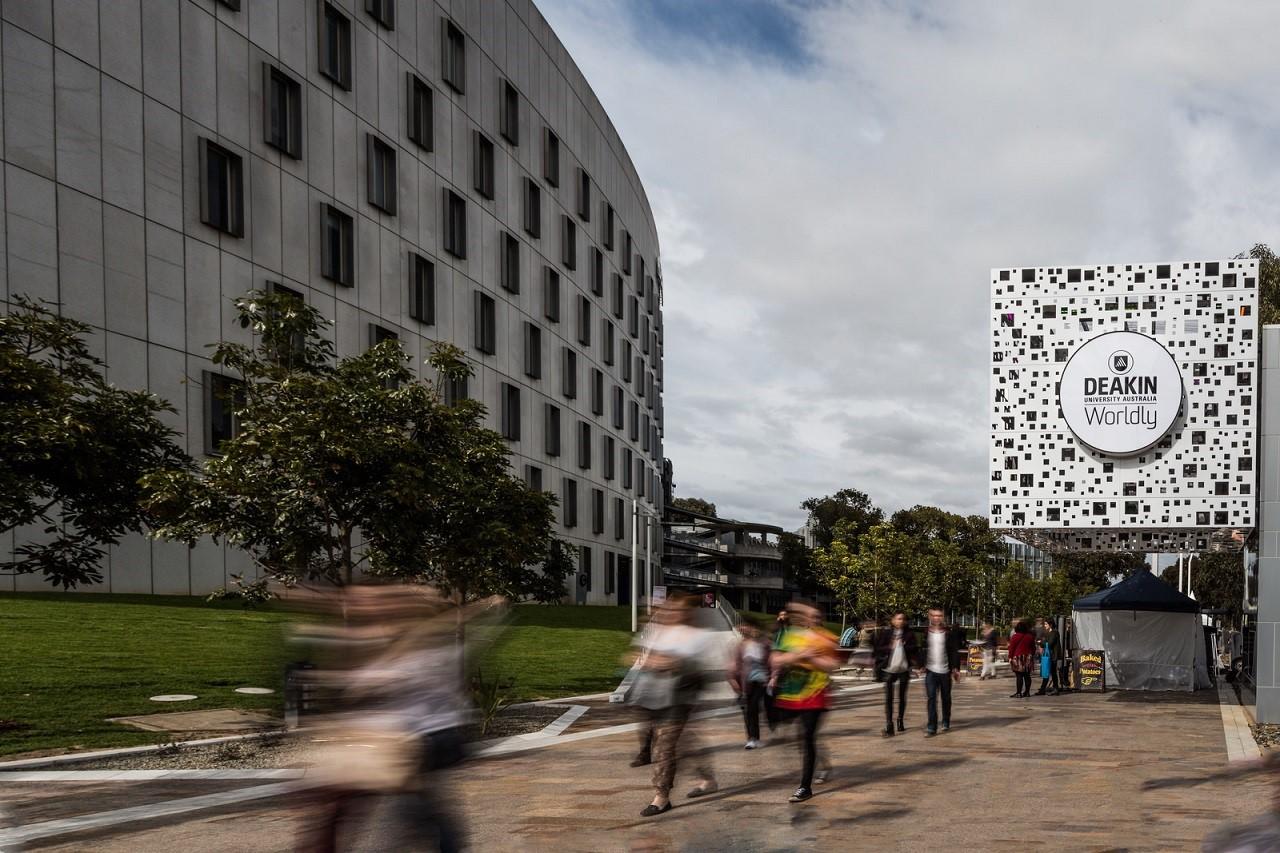 Du học Úc ngành kỹ thuật tại Đại học Deakin