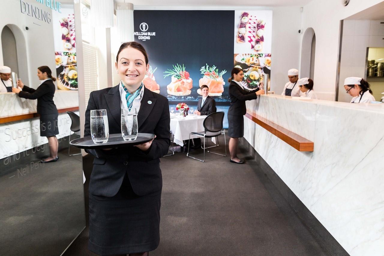 Du học Úc ngành nhà hàng khách sạn nên chọn trường nào - Học viện William Blue