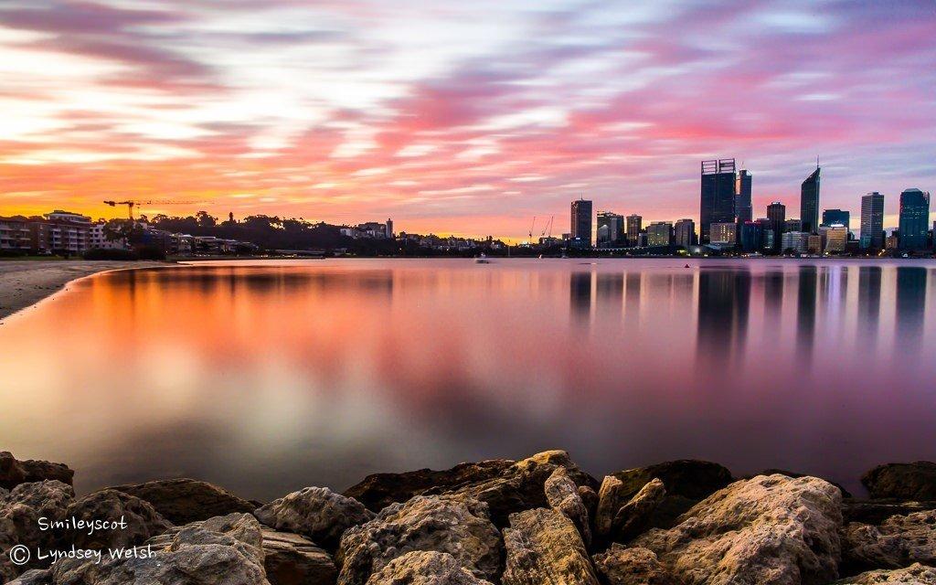 Thành phố Perth hiền hòa và nhiều tiềm năng phát triển