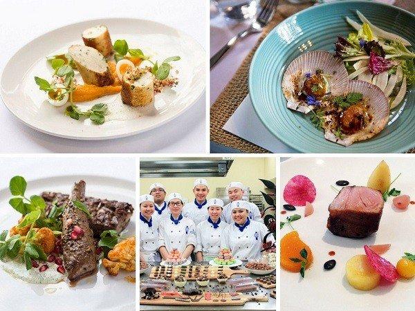 Nghệ thuật ẩm thực tuyệt vời từ Le Cordon Bleu