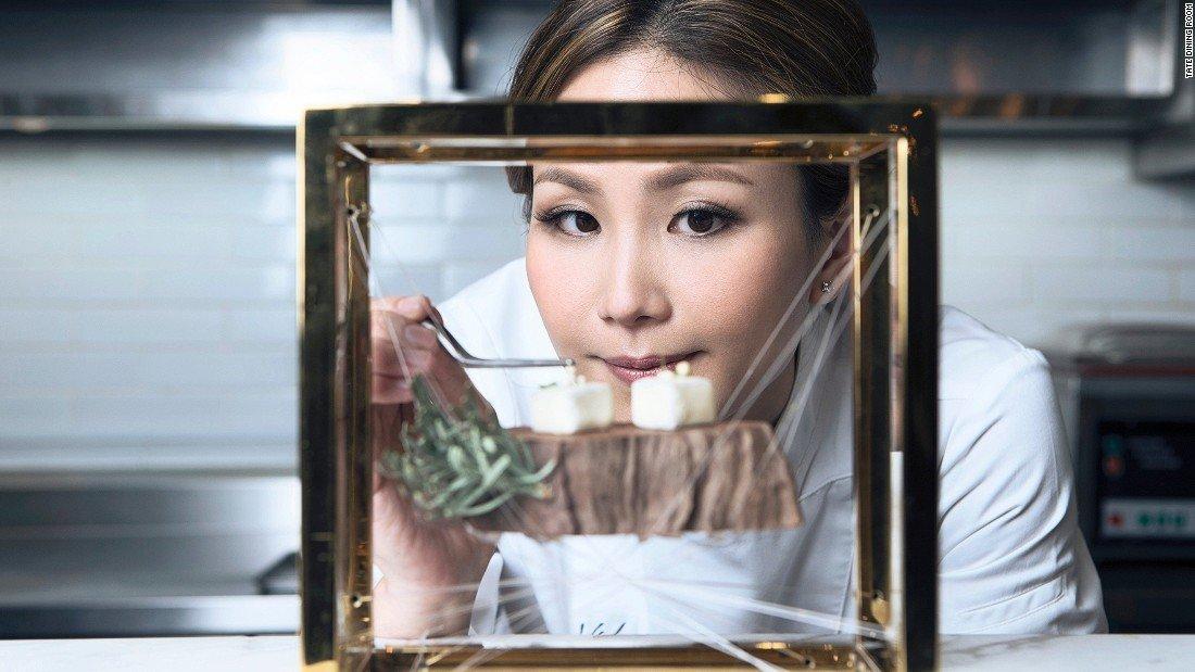 Vicky Lau – Cựu sinh viên của Le Cordon Bleu là Nữ đầu bếp xuất sắc nhất châu Á