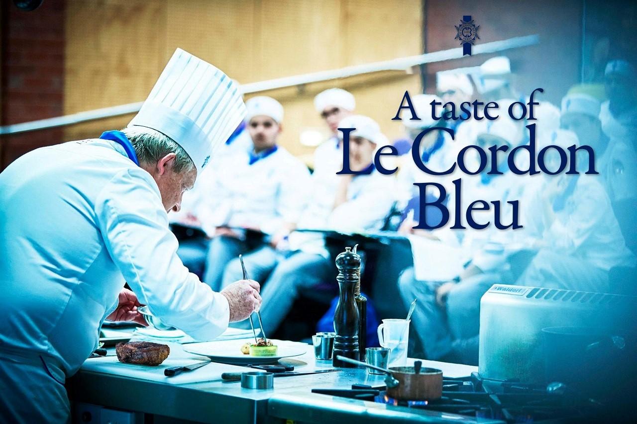 Hội thảo Học viện Le Cordon Bleu 2