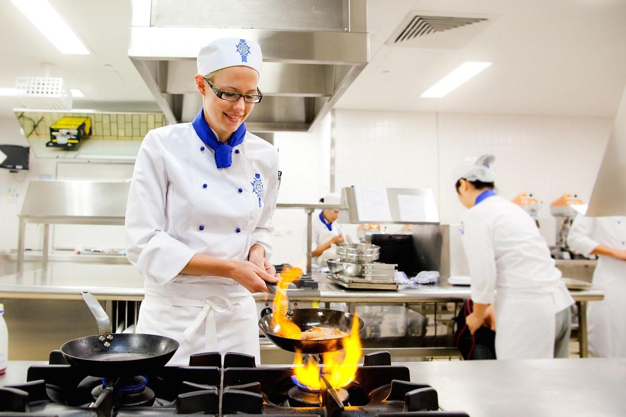 Học viện Le Cordon Bleu tại New Zealand